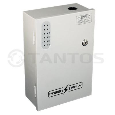 Источник вторичного электропитания резервированный Tantos ББП-80 V.8 MAX Lux
