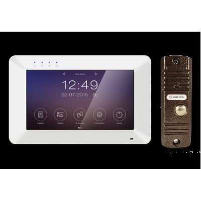 """Комплект видеодомофона Rocky Wi-Fi и Walle+ (комплект многофункционального домофона 7"""" с переадресацией вызова)"""