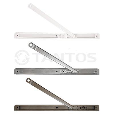 Скользящий канал для дверных доводчиков Tantos TS-DC