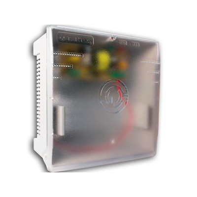 Источник вторичного электропитания резервированный Tantos ББП-20 TS Lux (пластик)