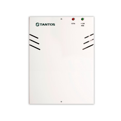 Источник вторичного электропитания резервированный Tantos ББП-40 V.4 PRO