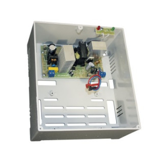 Источник вторичного электропитания резервированный Tantos ББП-50 TS (ПЛАСТИК)