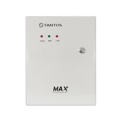 Источник вторичного электропитания резервированный Tantos ББП-50 V.8 PRO