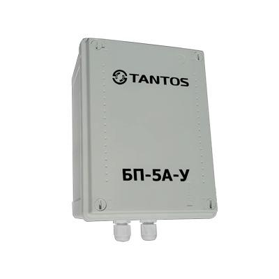 Источник вторичного питания Tantos БП-5А-У