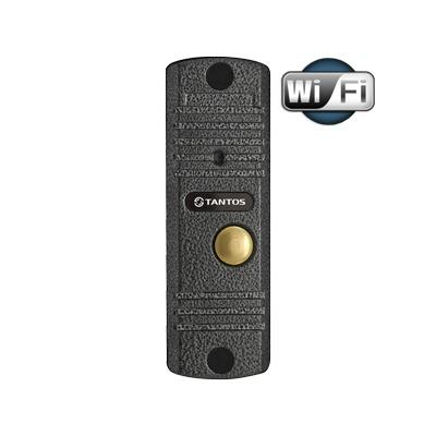 Вызывная панель домофона Tantos Corban Wi-Fi