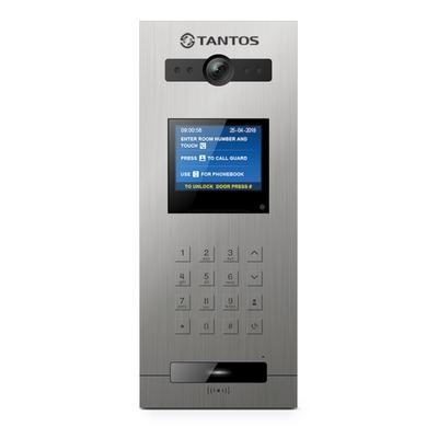 Вызывная панель IP многоабонентская Tantos Easy Build