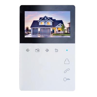 Монитор цветного видеодомофона Tantos Elly-S (XL или VZ)