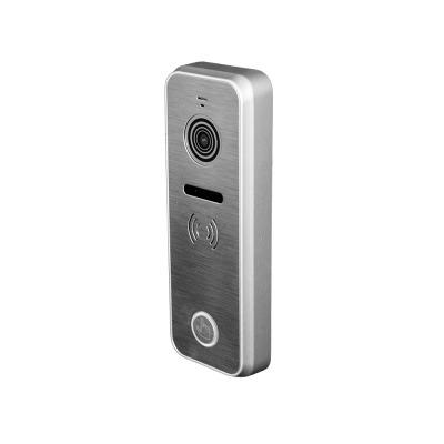 Вызывная панель цветного видеодомофона Tantos iPanel 1 Металл / iPanel 1 Металл +