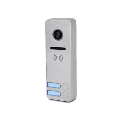 Вызывная панель цветного видеодомофона Tantos iPanel 2 Металл 2 абонента