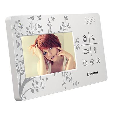 Монитор цветного видеодомофона Tantos Classic LILU LE Лес