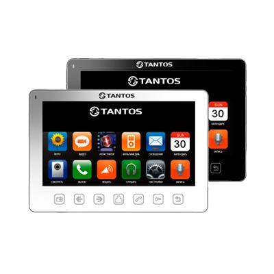 Монитор цветного видеодомофона Tantos Classic PRIME Slim