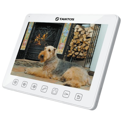 Монитор цветного видеодомофона Tantos SHERLOCK (XL или VZ)