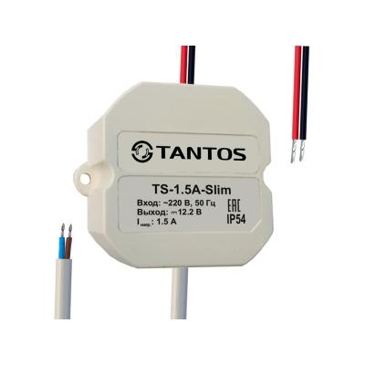 Источник вторичного электропитания Tantos TS-1,5A-Slim