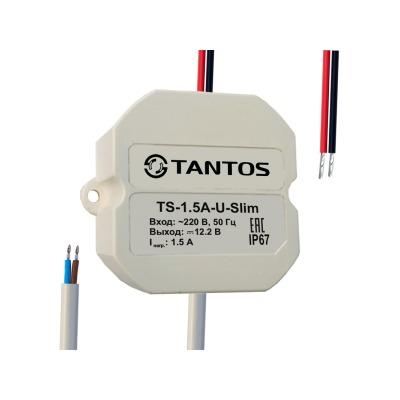 Источник вторичного питания Tantos TS-1,5A-U-Slim