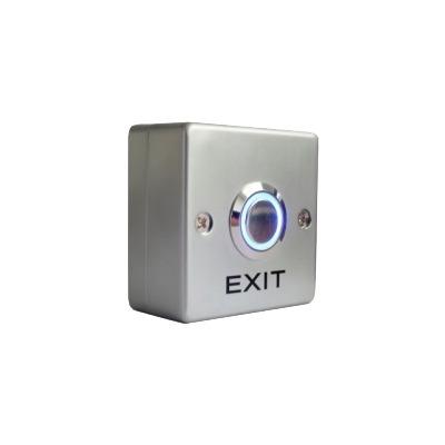 Кнопка запроса на выход накладная Tantos TS-CLACK light