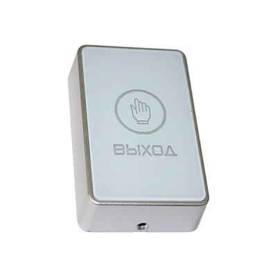 Кнопка запроса на выход сенсорная Tantos TS-MAGIC White
