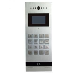 Вызывная панель цветного многоквартирного домофона Tantos TS-VPS-EM lux