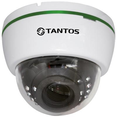 HD-камера для видеонаблюдения купольная Tantos TSc-Di1080pUVCv (2.8-12)