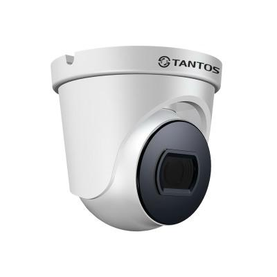 HD-камера для видеонаблюдения купольная Tantos TSc-E1080pUVCf (2.8)