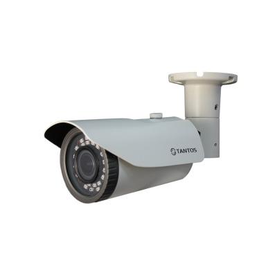 HD-камера для видеонаблюдения цилиндрическая Tantos TSc-PL1080pHDv (2.8-12)