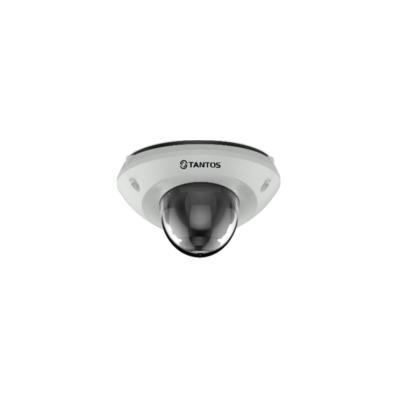 IP-камера купольная Tantos TSi-De25FPM (2.8)