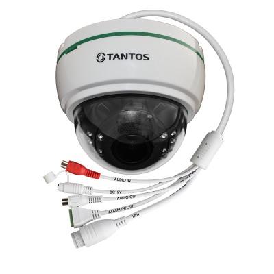 IP-камера купольная Tantos TSi-De25VPA-F (2.8-12)