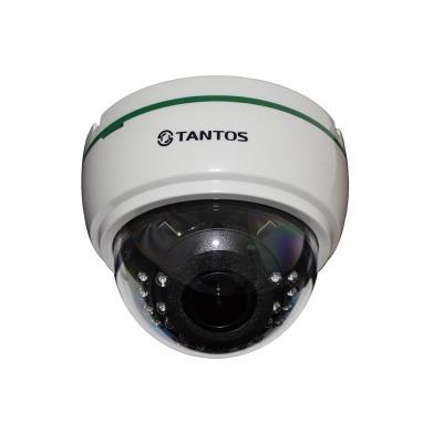 IP-камера купольная Tantos TSi-Dm25VPA-N (2.8-12)