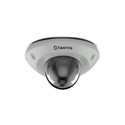 IP-камера купольная Tantos TSi-Dn425FP-F (2.8)