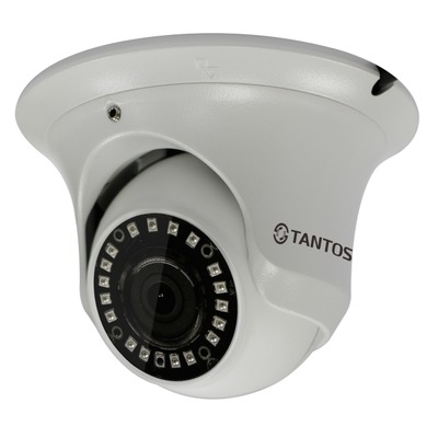 IP-камера купольная Tantos TSi-Ee40FP (3.6)