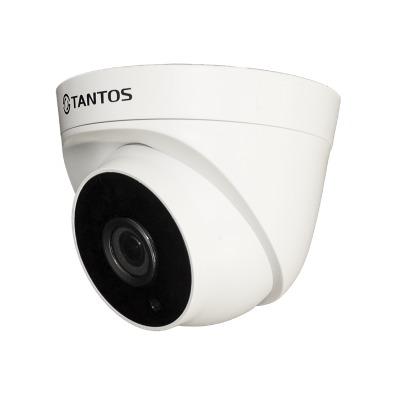 IP-камера купольная Tantos TSi-Eeco25F (3.6)