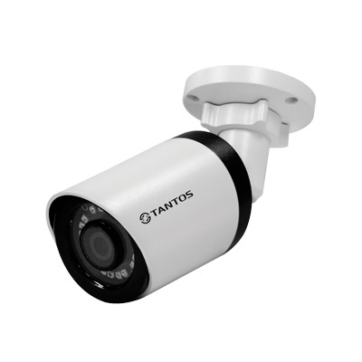 IP-камера цилиндрическая Tantos Tsi-Pe80FP (3.6)