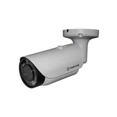 IP-камера цилиндрическая Tantos Tsi-Pn425VP (2.8-12)