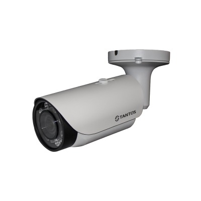 IP-камера цилиндрическая Tantos Tsi-Pn425VPZ (2.8-12)