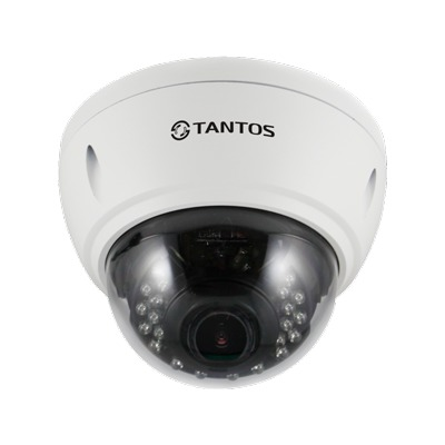 IP-камера купольная Tantos TSi-Ve25VP-R (2.8-12)