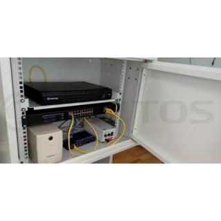 Полка консольная 1U для настенного шкафа Tantos TSn-S280-C