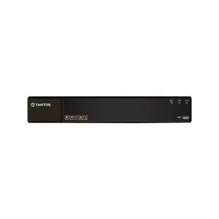 Сетевой видеорегистратор NVR для IP-камер Tantos TSr-NV08142