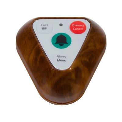 Кнопка вызова радиоканальная Tantos Tsw-BT4